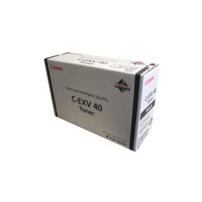 Canon C-EXV 40 Siyah Fotokopi Toneri (3480B006)