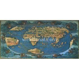 Anatolian 1500 Parça  Dünya Haritası 1508 Puzzle