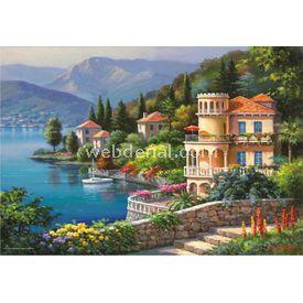 Anatolian 2000 Parça  Göldeki Villa Puzzle