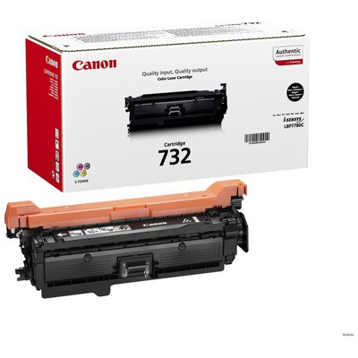 Canon CRG-732BK Toner