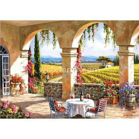 Anatolian 1500 Parça  Şarap Evi Puzzle