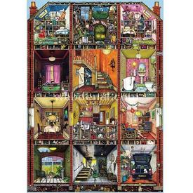 Anatolian 1500 Parça  Evimiz Puzzle