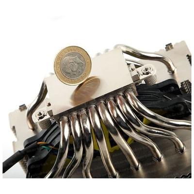Akasa Venom Medusa CPU Soğutucu (AK-CC4010HP01)
