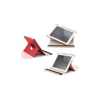 Codegen Ik-350r Ipad Mini Uyumlu 360 Derece Dönebilen Smart Cover Kırmızı Renk Tablet Kılıfı