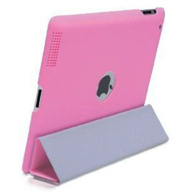 Codegen Csc-pe120 Ipad Mini Uyumlu Smart Cover Pembe Renk Tablet Kılıfı