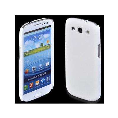 Microsonic Rubber Kılıf Samsung Galaxy Grand I9082 Beyaz Cep Telefonu Kılıfı