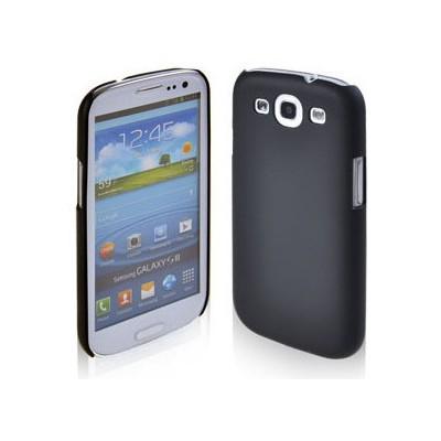 Microsonic Rubber Kılıf Samsung Galaxy Grand I9082 Siyah Cep Telefonu Kılıfı