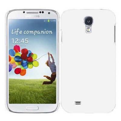 Microsonic Rubber Kılıf Samsung Galaxy S4 Iv Beyaz Cep Telefonu Kılıfı