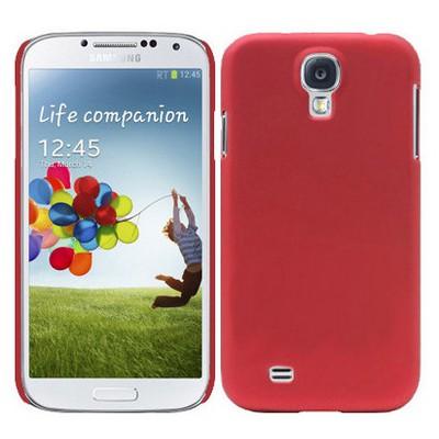Microsonic Rubber Kılıf Samsung Galaxy S4 Iv Kırmızı Cep Telefonu Kılıfı