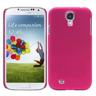 Microsonic Rubber Kılıf Samsung Galaxy S4 Iv Pembe Cep Telefonu Kılıfı