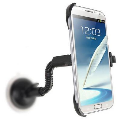 Microsonic Araç Içi Tutucu Samsung Galaxy Note 2 N7100 Araç Aksesuarları