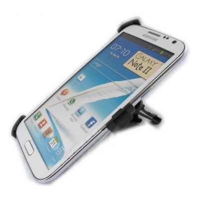Microsonic Klipsli Radyator Izgaralık Araç Içi Tutucu Samsung Galaxy Note 2 N7100 Araç Aksesuarları
