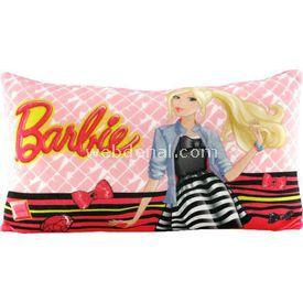 Necotoys Barbie Dikdörtgen Yastık Yorgan