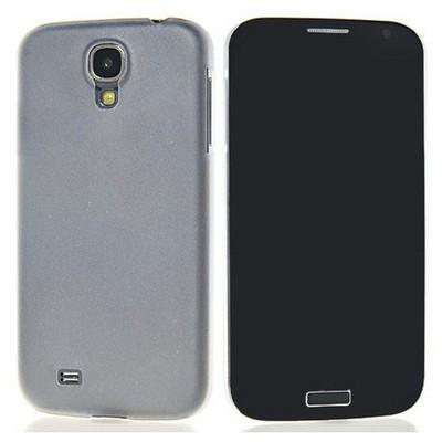 Microsonic Ultra Thin 0.2mm Kılıf Samsung Galaxy S4 I9500 Beyaz Cep Telefonu Kılıfı