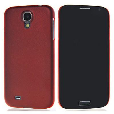 Microsonic Ultra Thin 0.2mm Kılıf Samsung Galaxy S4 I9500 Kırmızı Cep Telefonu Kılıfı
