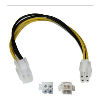 Noname Güç /power Kablosu, Güç Kaynağı Için 4 Pın Uzatma Kablosu Güç Kablosu