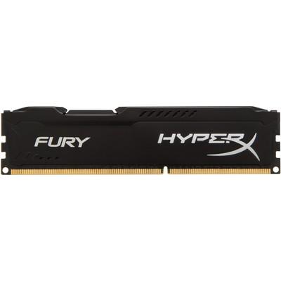 Kingston Hyperx Fury Black 4GB 1600MHz DDR3 HX316C10FB/4