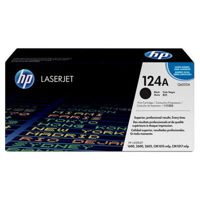 HP 124A Q6000A Toner