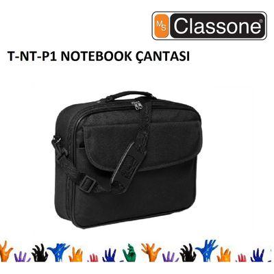 """Classone T-nt-p1, 15.6"""", Siyah, Notebook Taşıma Çantası Laptop Çantası"""