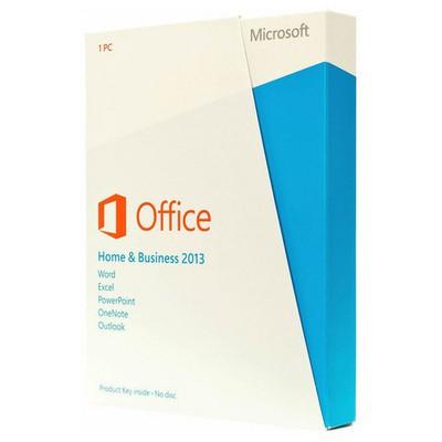 Microsoft Office 2013 Home&Business TÜRKÇE KUTU T5D-01781 Ofis Yazılımı