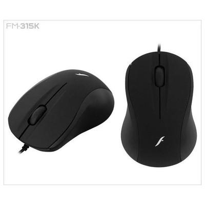 Frisby Fm-315k, Kablolu, Usb, Optik, Siyah, Mouse