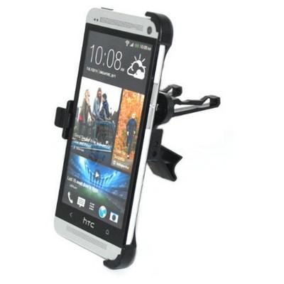Microsonic Klipsli Radyator Izgaralık Araç Içi Tutucu Htc One M7 Cep Telefonu Aksesuarı