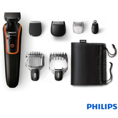 Philips QG3340/16 Multigroom 3000 Erkek Bakım Seti