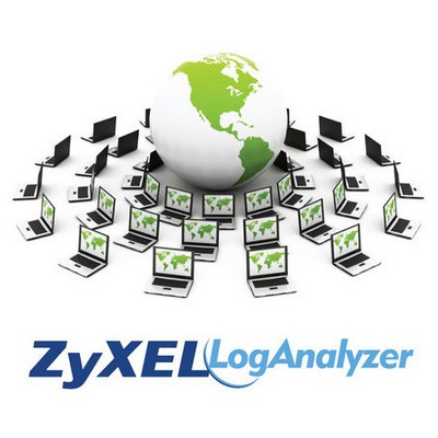 Zyxel Loganalyzer 50 User 1 Yıl Firewall