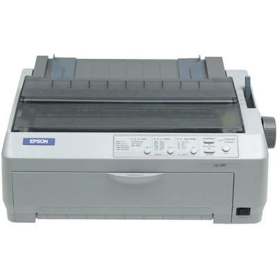 Epson Lq-590 24pin 80 Kolon Dot Matrıx Yazıcı Nokta Vuruşlu Yazıcı