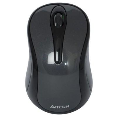 A4 Tech G3-280A V-track Kablosuz Mouse / Siyah