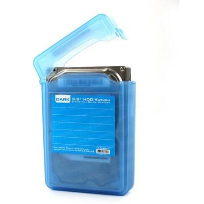 Dark DK-AC-DAK1B 3,5 inç Disk Koruma ve Taşıma Kutusu Harici Disk Kutusu