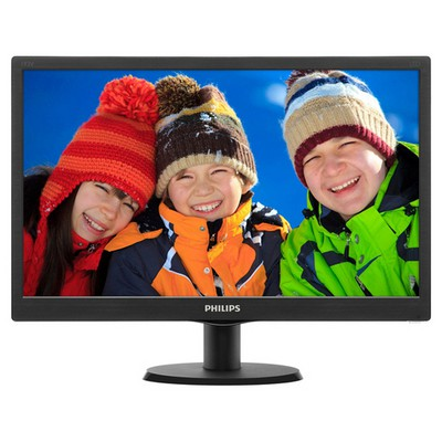 "Philips 193V5LSB2-62 18.5"" 5ms LED Monitör"