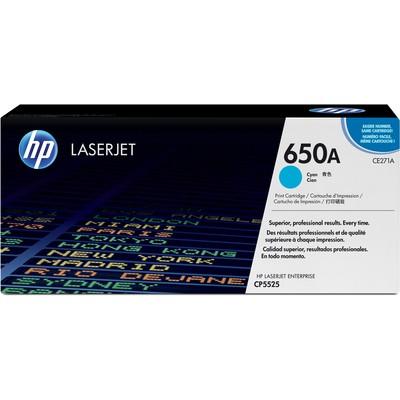 HP 650A CE271A Toner