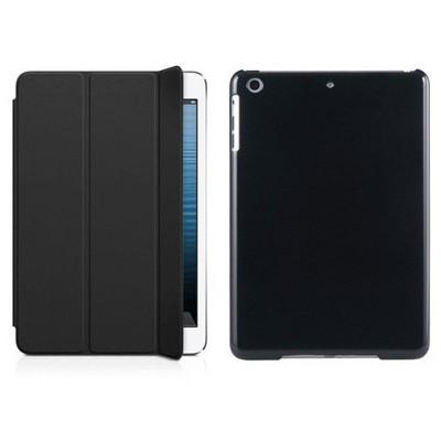 Microsonic Ipad Mini 2in1 Smart Case + Arka Koruma Kılıf Siyah Tablet Kılıfı