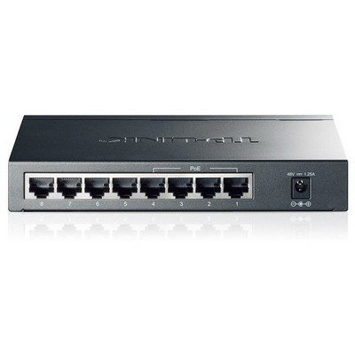 Tp-link TL-SG1008P 4-Port PoE'li 8-Port Gigabit Masaüstü Switch