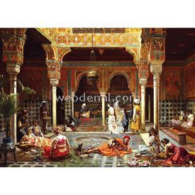 Anatolian 3000 Parça  Tanışma Puzzle