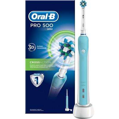 Oral-B Professional Care 500 D16 Şarjlı Diş Fırçası