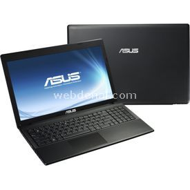 "Asus 1000M 4 GB 320 GB 15.6"" Win 8 X55A-SX211H Laptop"