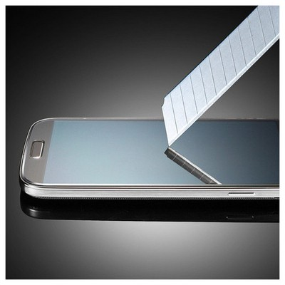 Microsonic Temperli Cam Ekran Koruyucu - Samsung Galaxy S4 Iv Ekran Koruyucu Film