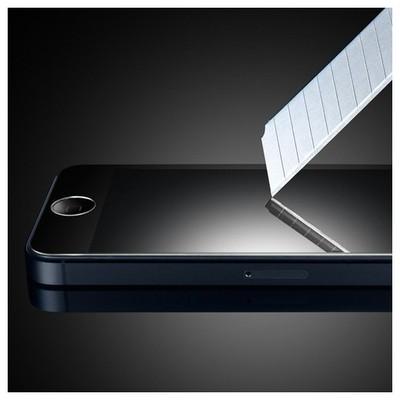 Microsonic Temperli Cam Ekran Koruyucu - Iphone 5 5s Fillm Ekran Koruyucu Film