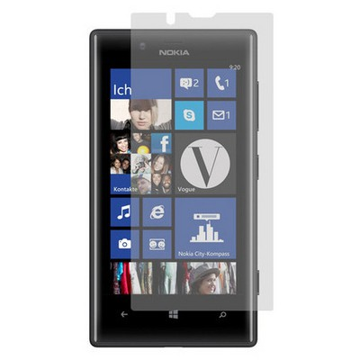 Microsonic Ultra Şeffaf  - Nokia Lumia 720 Ekran Koruyucu Film