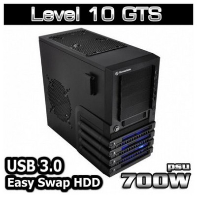 Thermaltake Level 10 GTS 700w Gaming Kasa (VO37001N2N)