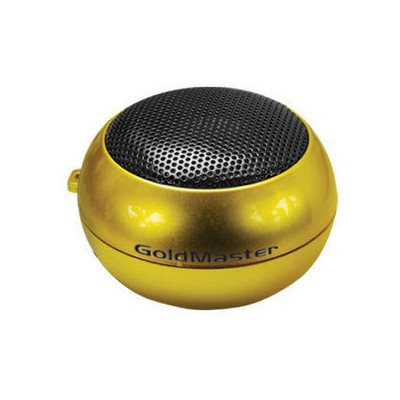 Goldmaster Mobile 20 Mini Cep ü Sarı Hoparlör