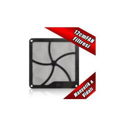 Silverston Sst-ff141b 14 Cm Mıknatıslı  Filtresi Fan