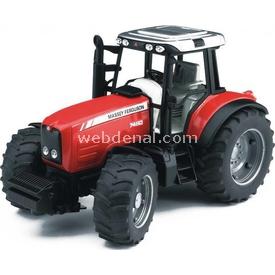 Bruder Massey Ferguson 7480 Traktör Iş Makinası Erkek Çocuk Oyuncakları