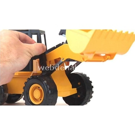 Bruder Fr130 Ön Arka Yükleyicili Kepçe Iş Makinası Erkek Çocuk Oyuncakları