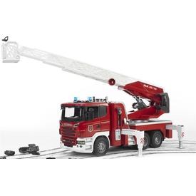 Bruder Scania R-serisi Itfaiye Aracı Iş Makinası Erkek Çocuk Oyuncakları