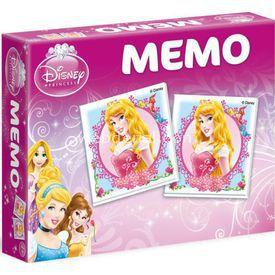 Clementoni Disney Prenses Memory Hafıza Oyunu Kutu Oyunları