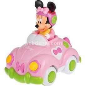 Clementoni Disney Baby Minnie Ilk Uzaktan Kumandalı Arabam Arabalar