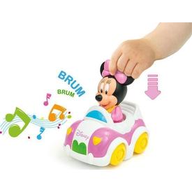 Clementoni Disney Baby Minnie Mouse Mini Araba Arabalar